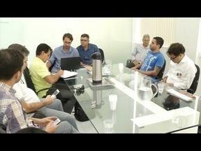 Inter TV realiza série de entrevistas com candidatos a prefeitos de Ipatinga - Reunião foi realizada com os candidatos na sede da emissora.