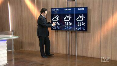 Veja a previsão do tempo nesta quarta-feira (16) no MA - Confira como deve ficar o tempo e a temperatura em São Luís e no Maranhão.