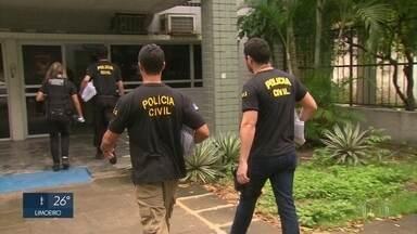 Polícia Civil detalha esquema de cartel de preços de combustíveis em postos de Pernambuco - Três funcionários do Sindicombustíveis foram presos por suspeita de envolvimento no crime