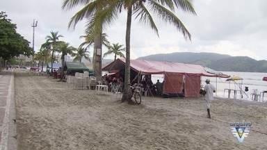 Audiência pública discute uso de fogão e botijão de gás nas barracas de praia - Comerciantes estão proibidos de usar botijões em barracas desde fevereiro.