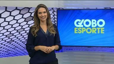 Globo Esporte CG: confira a íntegra do Globo Esporte desta quarta-feira (16.05.18) - Denise Delmiro apresenta os principais destaques do esporte paraibano