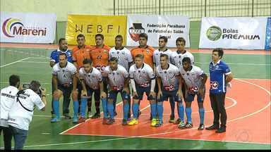 Dókimos e Fúrias são os primeiros semifinalitas da Liga Paraibana de Futsal - Equipes passaram por Raça Metalúrgica e pelo Barcelona de Valentina respectivamente