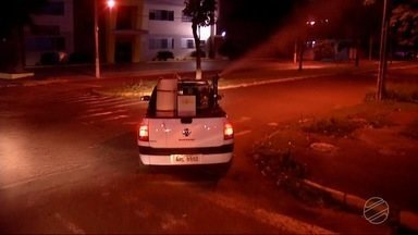 Dourados faz várias ações de combate ao mosquito que transmite chikungunya - Dezenas de pessoas da cidade tiveram a doença.