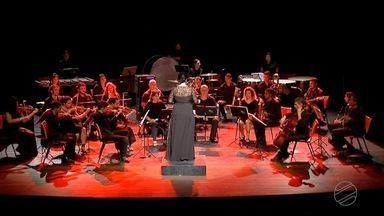 Mostra Audiovisual de Dourados reúne várias atividades culturais - Mostra está sendo realizada no Teatro Municipal da cidade.