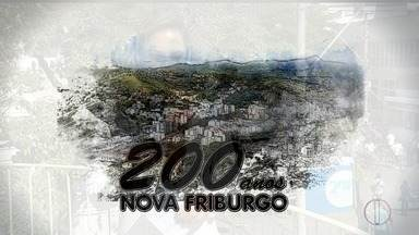 RJ Inter TV 1ª Edição Especial em comemoração aos 200 anos de Nova Friburgo - Assista a seguir.