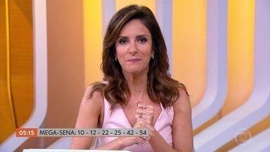 Aposta de Brasília levou, sozinha, o prêmio de quase R$ 59 milhões da Mega Sena - Confira os números sorteados.