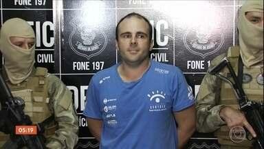 Polícia investiga ligação de ex-PM com suspeito de participar de mortes de traficantes - A polícia de São Paulo investiga a ligação de um ex-oficial do alto escalão da PM com um piloto de helicóptero preso esta semana suspeito de participar do assassinato de dois traficantes no Ceará.
