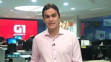 Confira os destaques do G1 Ceará nesta quinta-feira (17), com Valdir Almeida - Saiba mais em g1.com.br/ce