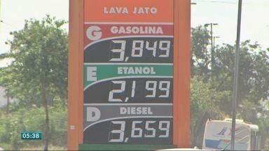 Cai preço do etanol em MT - Cai preço do etanol