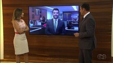 Matheus Ribeiro traz os destaques do JA 1ª Edição desta sexta-feira (18) - Apresentador fala sobre os assuntos que vão ao ar no telejornal.