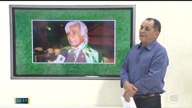 Morre escritor e ex-presidente do River-PI Herculano Moraes em Teresina - Morre escritor e ex-presidente do River-PI Herculano Moraes em Teresina