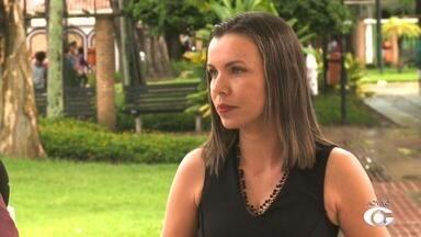Arapiraca realiza programação especial em incentivo a doação de leite humano em Alagoas - Enfermeira do banco de leite humano Patricia Rolim fala sobre a importância da doação.
