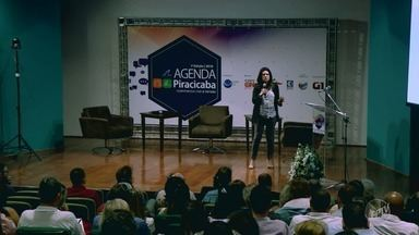 Piracicaba recebe pela 1ª vez o seminário 'Agenda Piracicaba' - Evento discutiu soluções viáveis para problemas da cidade. O foco principal foi economia.