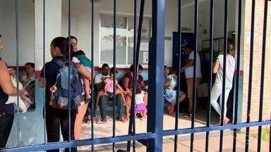 Mais de 4 mil pessoas esperam exame de sangue em Vila Velha, ES - Prefeitura disse que grávidas e pessoas com quadro de infecção têm prioridade.