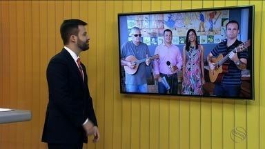 Projeto 'Aquarela Brasileira' estreia com show de Cristhiane de Lis - Objetivo do projeto é resgatar uma etapa cultural da música popular brasileira, que tem representantes como Ary Barroso, Noel Rosa, Cartola, Pixiguinha, Dominguinhos e muitos outros.
