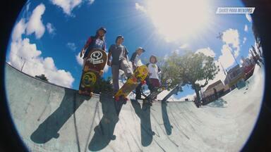 Pista De Skate Jardim Ambiental, Curitiba (Paraná)
