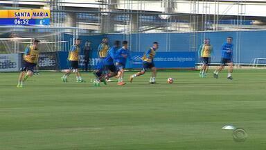 Time do Grêmio retorna aos treinos - Assista ao vídeo.