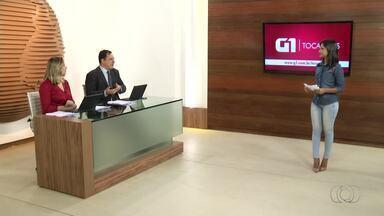 Pedido de aposentadoria do chefe do MPE é destaque no G1 Tocantins - Pedido de aposentadoria do chefe do MPE é destaque no G1 Tocantins