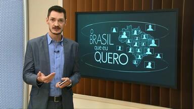 """Moradores de Maripá são convidados a participar de campanha """"Brasil que eu quero"""" - Represente a sua cidade nos jornais da globo."""