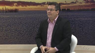 Presidente da Fapeal fala sobre investimentos na área de ciências tecnologica e inovação - Fábio Guedes Gomes esclarece o assunto.