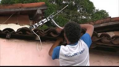 Faltam 4 dias para o fim do sinal analógico em João Pessoa e mais 12 cidades da Paraíba - Quem não tem TV nova e ainda não comprou o kit conversor, precisa correr.
