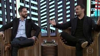 Alê Youssef e Ronaldo Lemos falam sobre o uso de algoritmos pelas redes sociais - Mecanismo é usado para orientar os mais diversos hábitos dos usuários