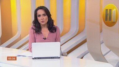 Hora 1 - Edição de Quinta-feira, 31/05/2018 - Os assuntos mais importantes do Brasil e do mundo, com apresentação de Monalisa Perrone