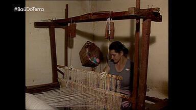 Baú do Terra: Resende Costa se dedica às técnicas do tear - A cidade, perto de Tiradentes, tem a tradição da tecelagem desde seu nascimento. A reportagem foi exibida em maio de 2003.