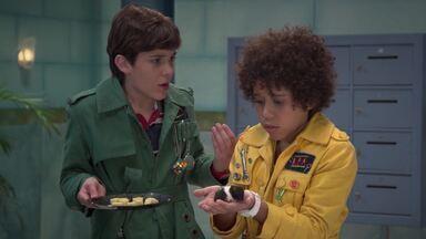 O Hamster - Leocádia deixa um queijo enfeitiçado no elevador para ZZ. Acontece que Mila, gulosa, prova o queijo e vira um hamster. Capim e Tom pegam o hamster para mascote e o colocam numa gaiola. E agora?