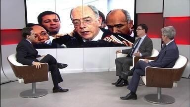 Jornalistas analisam saída de Pedro Parente da Petrobras