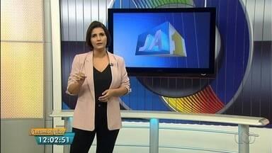 Veja o que é destaque no Jornal Anhanguera 1ª Edição desta segunda-feira (4) - Entre os principais assuntos está um crime bárbaro que assustou Goiânia nesta manhã.