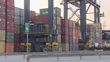 Movimento no Porto de Santos deve normalizar em até uma semana - Greve dos caminhoneiros gerou um prejuízo bilionário.