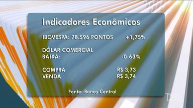 Indicadores econômicos para esta terça-feira (5) - Indicadores econômicos para esta terça-feira (5), no Bom Dia Mirante.