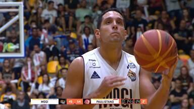 NBB - Final - Jogo 4 - Mogi x Paulistano