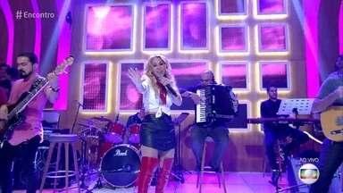 Joelma canta 'Perdeu a Razão' - Música, em parceria com Marília Mendonça, fala sobre a violência contra a mulher