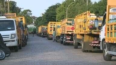 Distribuidoras de gás recebem produto aos poucos no noroeste paulista - Depois da greve dos caminhoneiros, a venda de botijões de gás tem sido rápida nas distribuidoras do noroeste paulista que recebem o produto aos poucos.
