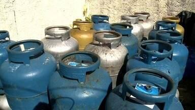 Procura por gás de cozinha não diminuiu em Arapiraca - Problema ainda é reflexo da greve dos caminhoneiros.