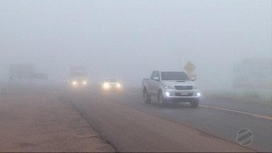 Moradores de MS devem se preparar para mais dias de frio - O frio chegou em várias cidades de Mato Grosso do Sul.