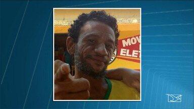 Homem morre após ter pescoço cortado por objeto transportado por caminhão - Homem morre após ter pescoço cortado por objeto transportado por caminhão. O homem foi identificado como Luciano. O caso aconteceu no Maranhão.