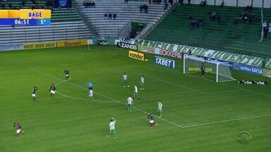 Juventude empata em casa com o Atlético - Veja os gols.