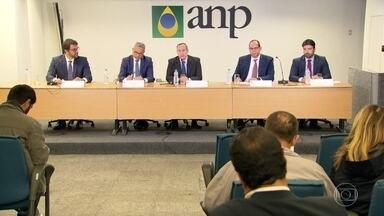 ANP anuncia consulta pública sobre reajuste diário de combustíveis - A Agência Nacional de Petróleo nega que a medida seja ima intervenção na política da Petrobras. Nesta terça-feira (5) o Procon fez uma blitz nos postos para fiscaliza a redução dos preços do diesel nas bombas.