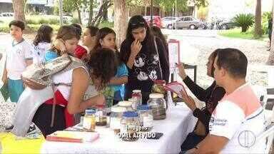 Semana do Meio Ambiente é comemorada com programação na Praça do Liceu, em Campos, no RJ - Assista a seguir.