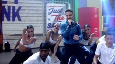Liam Payne canta 'Familiar' - Cantor divulga a música em parceria com J Balvin