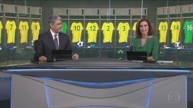 Jornal Nacional - Íntegra 07 Junho 2018 - As principais notícias do Brasil e do mundo, com apresentação de William Bonner e Renata Vasconcellos.