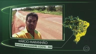 Sen. Alexandre Costa, Guarani das Missões, Restinga, Anitápolis, Chã Preta, Miradouro - Moradores de Senador Alexandre Costa (MA), Guarani das Missões (RS), Restinga (SP), Anitápolis (SC), Chã Preta (AL) e Miradouro (MG) dizem o que querem para o futuro.