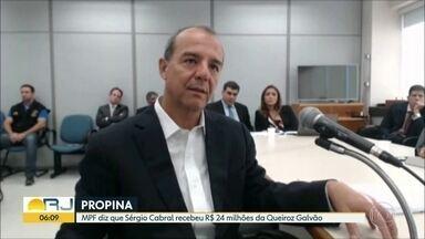Sérgio Cabral é denunciado pela 24ª vez - Doleiro Dario Messer e outras sessenta pessoas são acusadas de participar, junto com ex-governador, de esquema de lavagem de dinheiro e evasão de divisas.