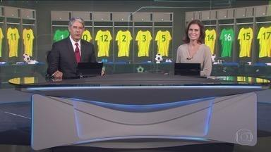 Jornal Nacional - Íntegra 08 Junho 2018 - As principais notícias do Brasil e do mundo, com apresentação de William Bonner e Renata Vasconcellos.