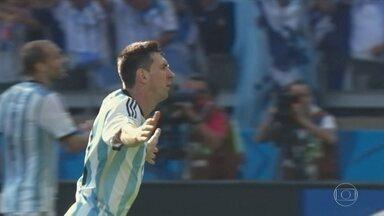 Argentina estreia em Moscou na copa do Mundo contra a Islândia - Argentina estreia em Moscou na copa do Mundo contra a Islândia
