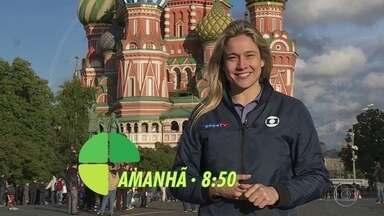 Esporte Espetacular apresenta os craques da Copa direto da Rússia - Esporte Espetacular apresenta os craques da Copa direto da Rússia