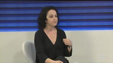 Márcia Tiburi vem a Teresina e ministra palestra sobre feminismo - Márcia Tiburi vem a Teresina e ministra palestra sobre feminismo